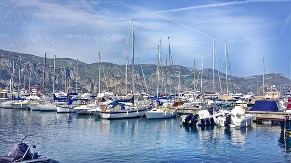 Saint Jean-Cap Ferrat  - (Frankreich, Monaco, Cote dazur)