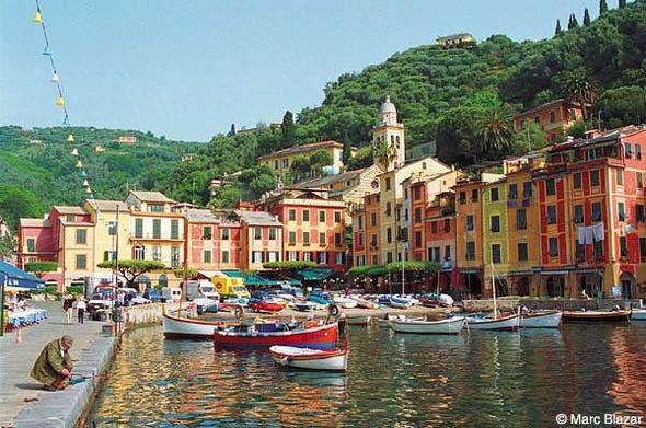Portofino - (Italien, Tagesausflug, Mailand)