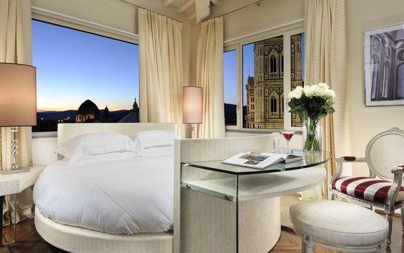 Brunelleschi - (Italien, Hotel, Romantik)