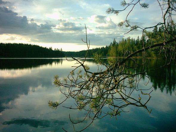 abendwolken - (Fotografie, Foto, Kurzanleitung)