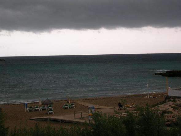 kurz vor dem Gewitter - (Spanien, Kosten, Reisezeit)