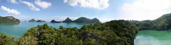 Ang Thong Marine Nationalpark  - (Thailand, Koh Samui, Phuket)