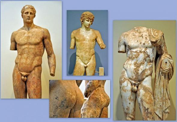 Museum von Delphi, Griechenland - (Griechenland, Besichtigung, sehenswert)