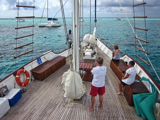 Segeln zu den Grenadines Island - (Karibik, Reiseanbieter, Segelboot)