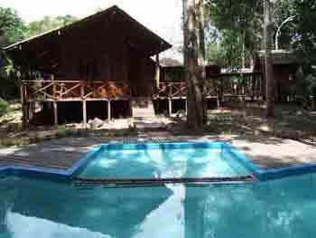 Pousada Floresta Verde mit Pool - (Backpacker, Brasilien, Kolumbien)