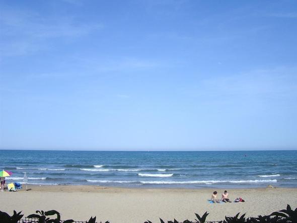 Playa La Marina - (Spanien, Reiseziel, Golf)