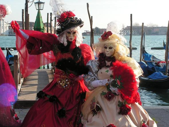 Venedig - Karneval - (Italien, Strand, Stadt)