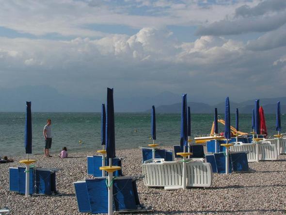 Peschiera del Garda - (Italien, Strand, Stadt)