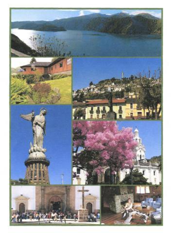 Quito und Umgebung - (Südamerika, Amerika, Lateinamerika)