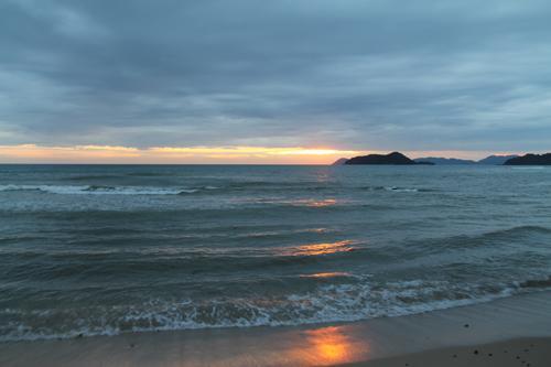 Sonnenuntergang Koh Mak - (Asien, Insel, Thailand)