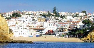 Praia do Carvoeiro - (Auto, Portugal, Strandurlaub)