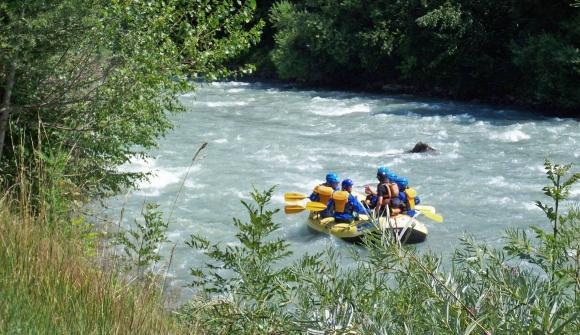 Rafting - (Europa, Italien, Wassersport)