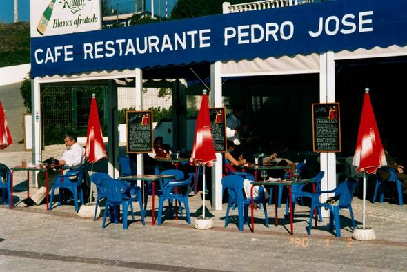 tolle strandestorantes - (Spanien, Strand, Auto)