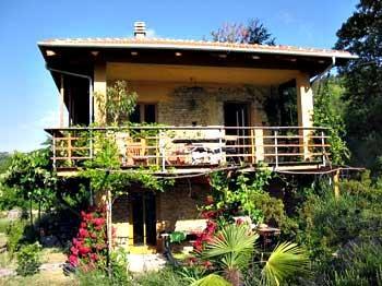 Ansicht Casa Mugiot - (Italien, ferienwohnung, Piemont)