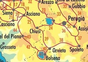 Möglichkeiten genug . - (Italien, See, Radtour)