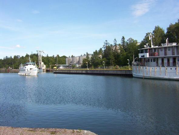 göta kanal und dalsland kanal - (Wandern, Norwegen, Schweden)