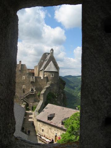 Burg Aggstein in der Wachau - (Österreich, Donau, Ruinen)