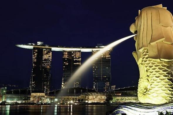 Marina Bay Sands Hotel, Singapore - (Sehenswürdigkeiten, Thailand, Sightseeing)