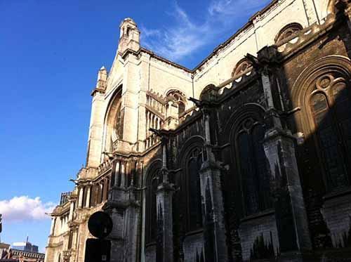 Sainte Catherine - (Europa, Belgien, Brüssel)