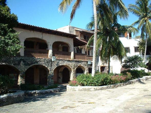 333 - (Dominikanische Republik, Hotelanlage, Punta Cana)