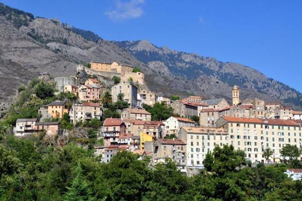 Corte / Korsika - (Hotel, Frankreich, Korsika)