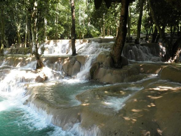 Tad Sae - (Asien, Strandurlaub, Laos)