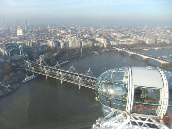 London Eye - (Europa, London, Großbritannien)