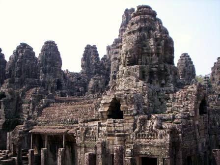 Bayon (mein Profilbild ist auch vom Bayon) - (Kambodscha, Tempel, Angkor Wat)