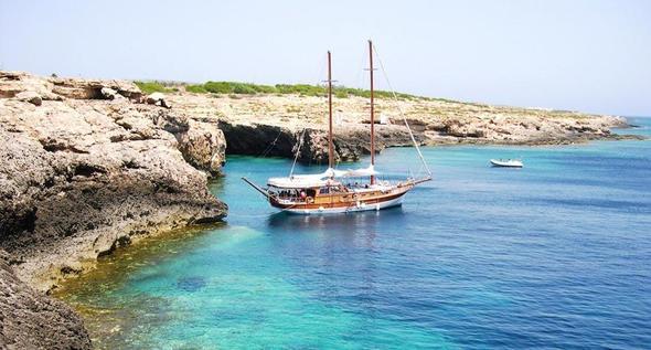 Mittelmeer baden - (Reiseziel, Mittelmeer, Badeurlaub)