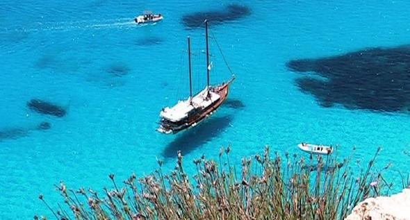 lampedusa - (Reiseziel, Mittelmeer, Badeurlaub)