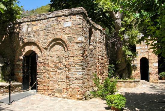 Haus der Jungfrau Maria - (Türkei, Christentum, wohnhaus)