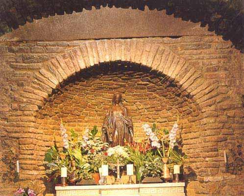 Das Haus von Innen - (Türkei, Christentum, wohnhaus)