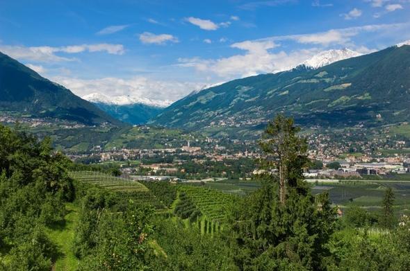 Hotel  Meran - (Hotel, Unterkunft, Südtirol)