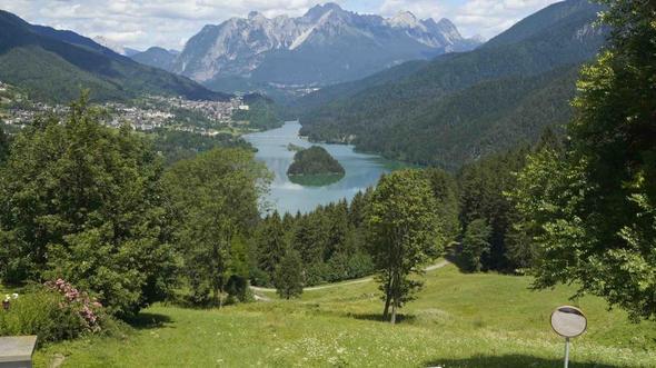 Der Calalzo See - (Italien, Wandern, Natur)
