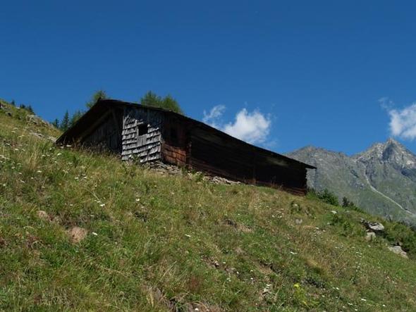 Im Naturpark Texelgruppe - (Italien, Wandern, Natur)