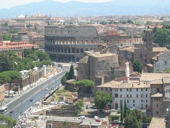 Rom - (Italien, Urlaub, Ratgeber)