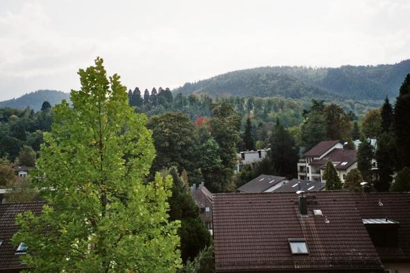 Baden-Baden - (Deutschland, Autoreise, Mannheim)