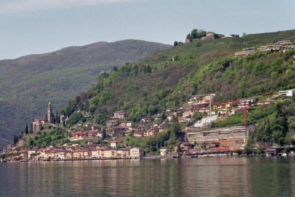 Morcote - (Österreich, Schweiz, Sommer)