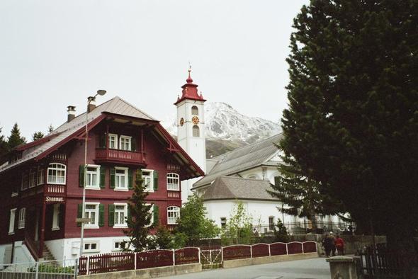 Andermatt - (Österreich, Schweiz, Sommer)