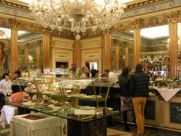 Caffè San Carlo - (Italien, Turin)
