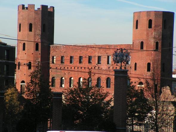 Porta Palatina - (Italien, Turin)