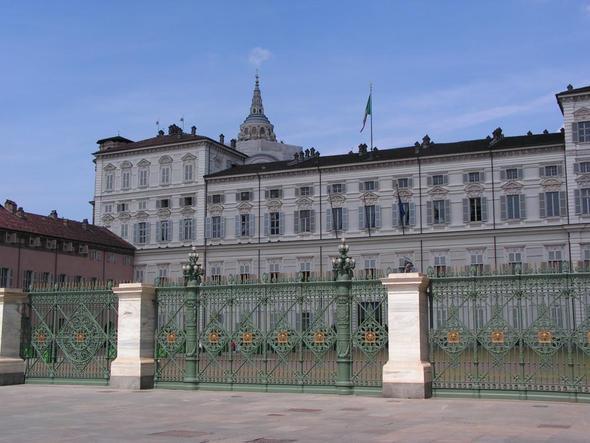 Palazzo Reale - (Italien, Turin)