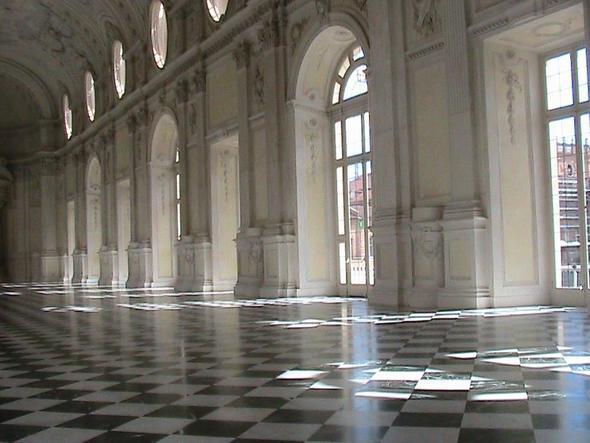 Reggia di Venaria Reale - (Italien, Turin)