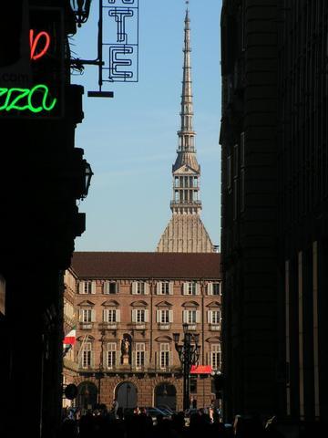 Mole Antonelliana - (Italien, Turin)