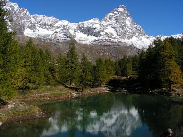 Matterhorn - (Italien, Nationalpark, Gran Paradiso)