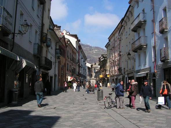Aosta - (Italien, Nationalpark, Gran Paradiso)