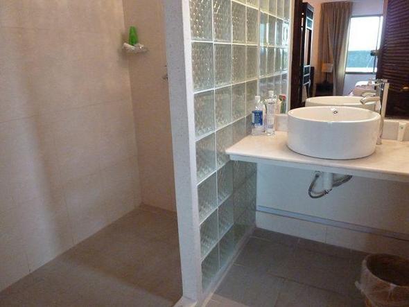 Badezimmer - (Hotel, Asien, Kambodscha)