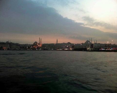 Europ. Seite - (Hotel, Städtereise, Türkei)