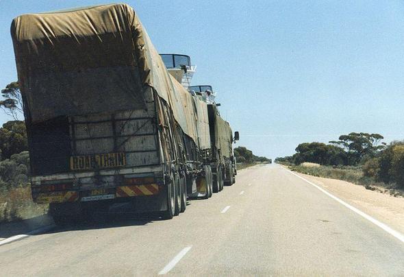 Unterwegs in Australien - (Australien, Auto mieten, Jeep)
