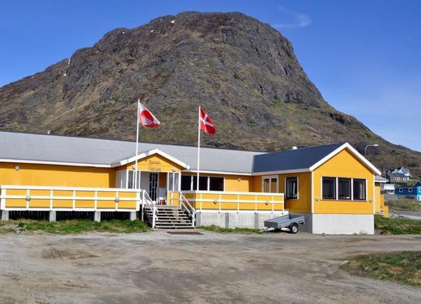 Narsaq Hotel in Grönland - (Hostel, Couchsurfing, Grönland)
